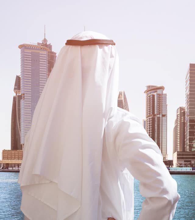 emirati mal looking souk al bahar